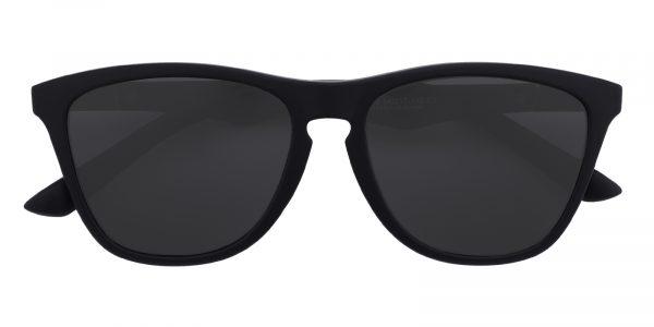 Men's Classic Wayframe Sunglasses Full Frame TR90 Black - SUP0508